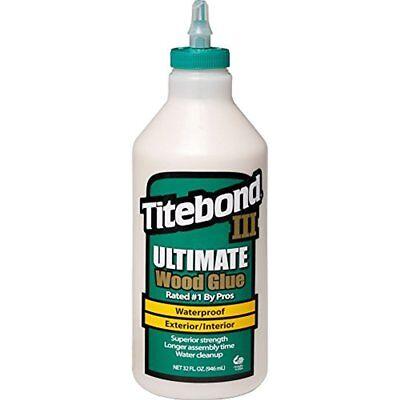 Titebond 1415 Iii Ultimate Wood Glue 32-ounce Bottle