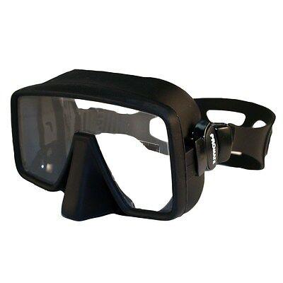 Promate Swift Frameless Mask for Professional Scuba Diving Spearfishing