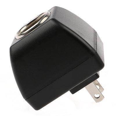 US Cork Universal AC DC Car Cigarette Lighter Charger to Wall Adapter Converter