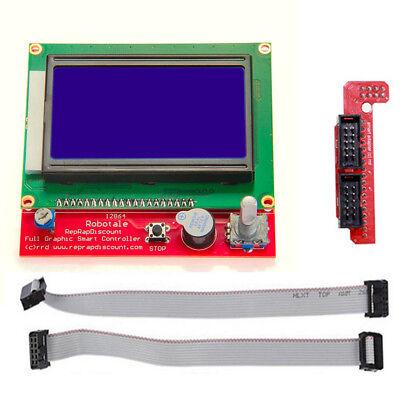 Keyes 12864 Display Lcd Controller Adapter For Ramps 1.4 Reprap 3d Printer Ky