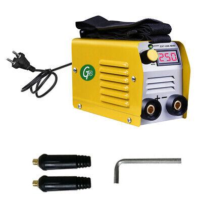 Digital Soldering Portable Household Mini Electric Welding Machine 20-250a Q9p3