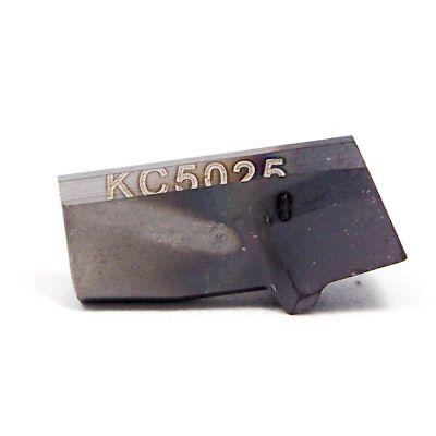 Kennametal Carbide Grooving Insert A3g0400m4sp02df Kc5025 1719683 - 10 Pcs