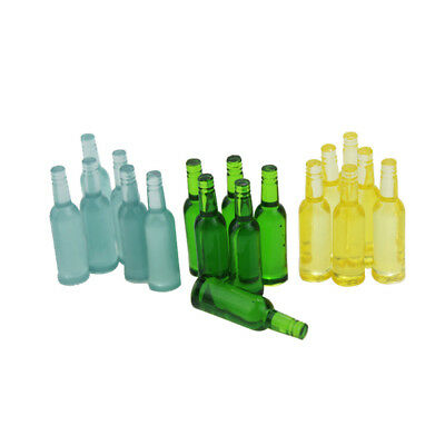6PCS 1/12 Scale Miniature Dollhouse Accessories Mini Wine Bottle Toy Kids Toy A](Mini Wine Bottle)