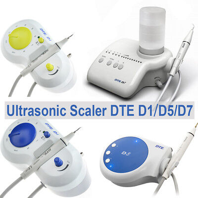 Woodpecker Satelec Dental Ultrasonic Scaler Piezo Dte Handpiece D1 D5 D7 110v Us