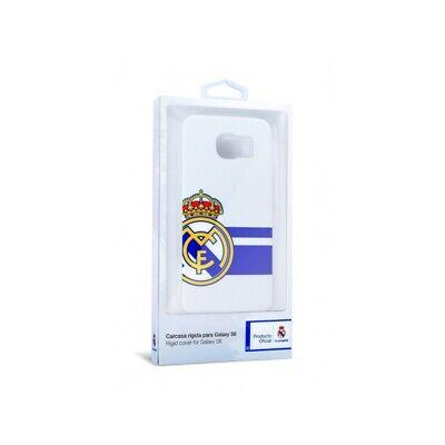 CARCASA REAL MADRID SAMSUNG GALAXY S6 BL