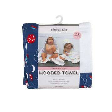 Online veiling: Bebe au Lait Premium Cotton Hooded Towel (