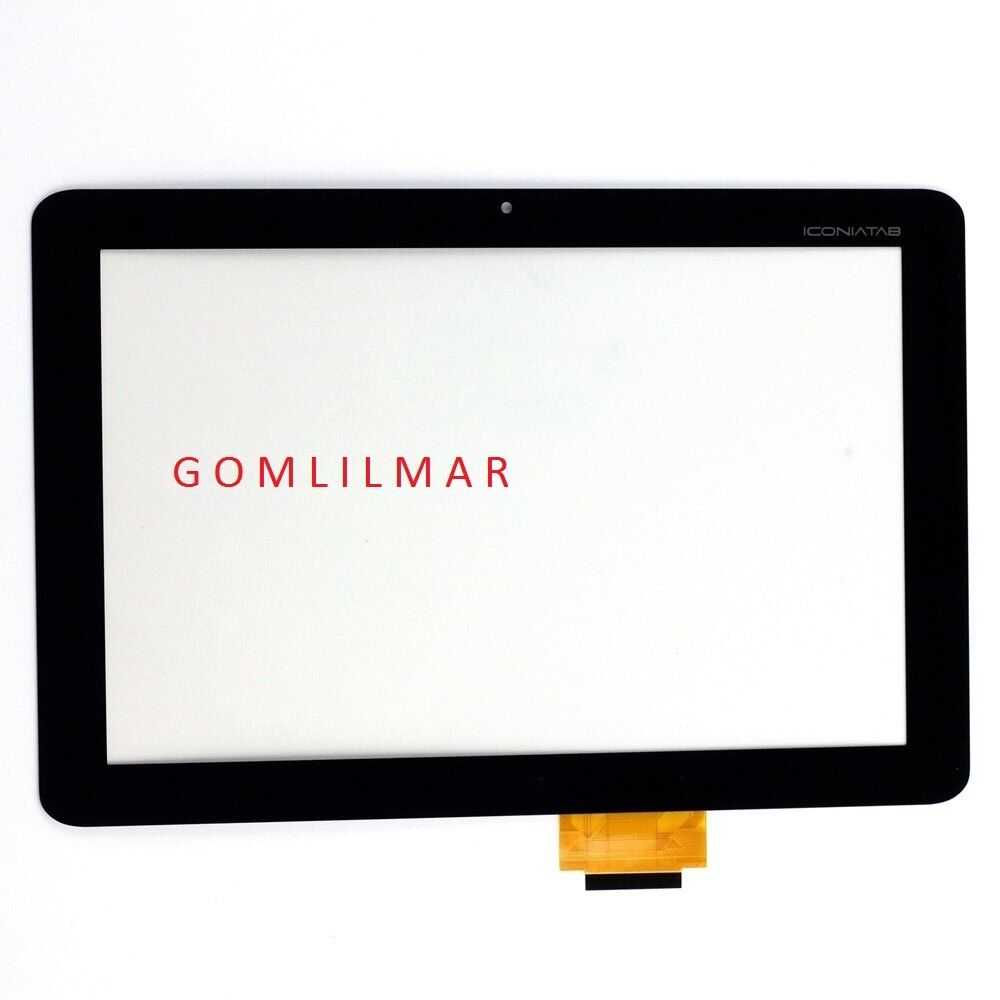 "10.1"" Glass Touch Screen Digitizer Replacement For Acer I..."