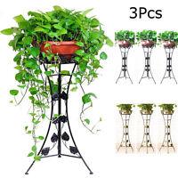 3 X Ornamental Metal Chair Plant Pot Flower Planter Decorative Home Garden Stand - unbranded - ebay.co.uk