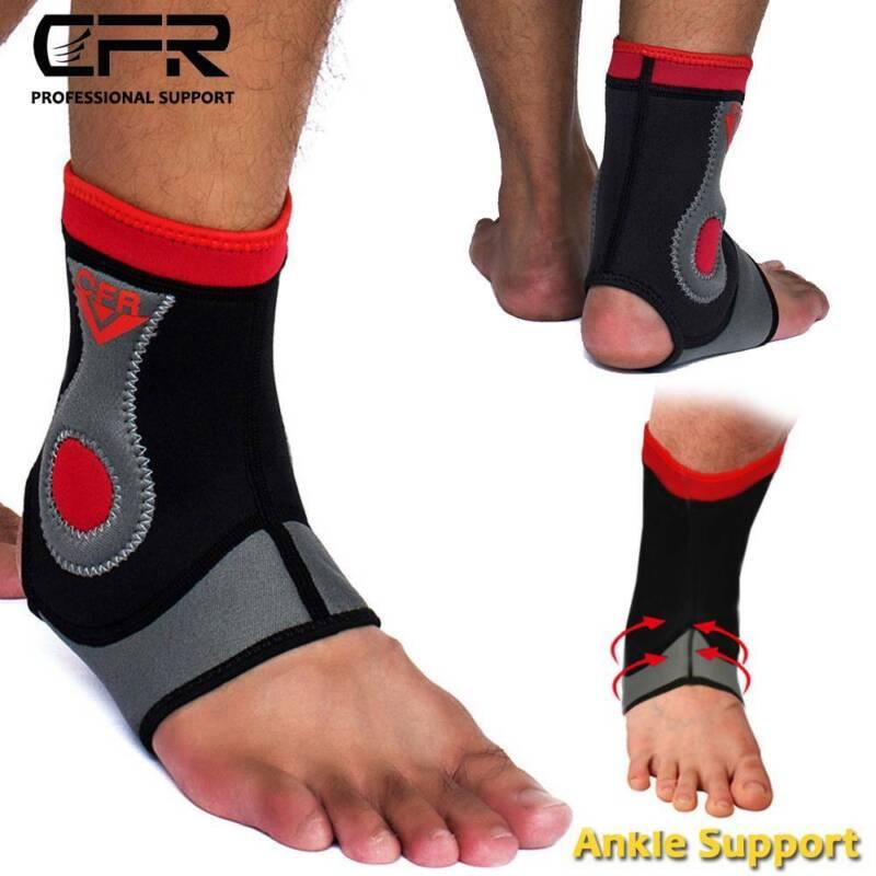 Ankle Sleeve Pain MMA