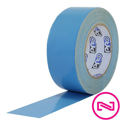 Protapes Pro Gaff Double Sided Carpet Tape 2 X 25 Yd Roll On Blue Liner