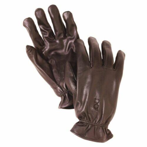 Bob Allen Unlined Cabretta Leather Shooting Gloves (Black or Brown) Boyt (304)