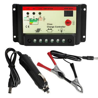 18V 20W Watt Solar Panel Controller Off-grid Battery Charger Kit Semi Facile