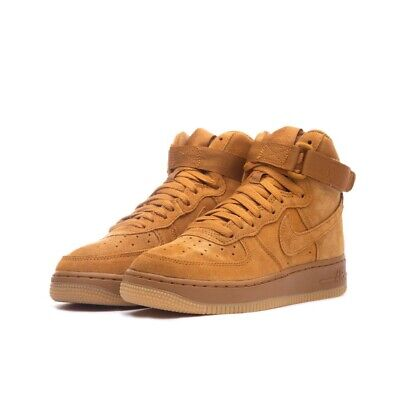 NIKE AIR FORCE 1 HIGH LV8 GS SUEDE size UK 5 US 5.5Y EUR 38