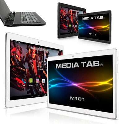 10 Zoll Tablet PC 3G Dual Sim GPS Android 7.0 64GB 2GB RAM HD IPS Display