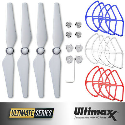 DJI Phantom 4 Propellers and Prop Guards by Ultimaxx