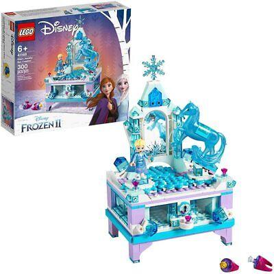 LEGO Disney Frozen II Elsa's Jewelry Box Creation 41168 Disney Jewelry Box.. NEW