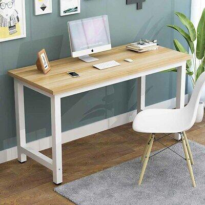 Modern Computer Desk Large Workstation Office Desk Computer Table Study Writing