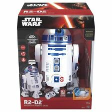 Star Wars The Force Awakens R2-D2 Remote Controlled Robotic Droid For Ages 4+