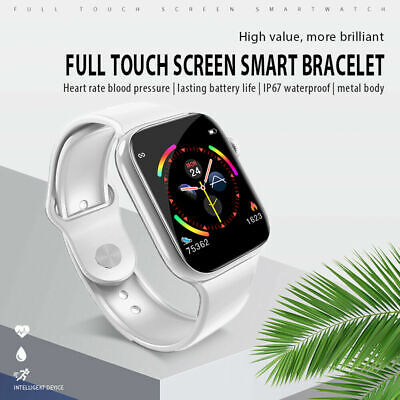 Sport Bracelet Smart watch Blood pressure Fitness Trackers For iPhone 11 HUAWEI