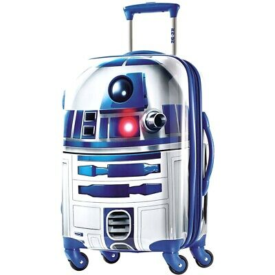 """American Tourister Star Wars All Ages 21"""" Carry-On Spinner"""