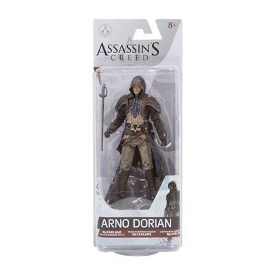 Assassin's Creed Series 4 Arno Dorian Master Assassin Outfit Figur 13 cm Figure