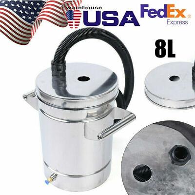 Small Stainless Steel 304 Fluidized Powder Hopper F Powder Coating Machine Used