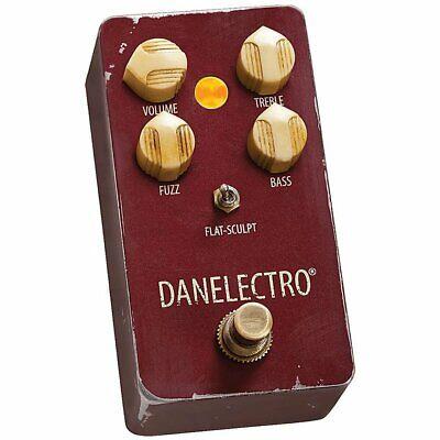 Danelectro The Eisenhower Fuzz Vintage effects Pedal, DEF1