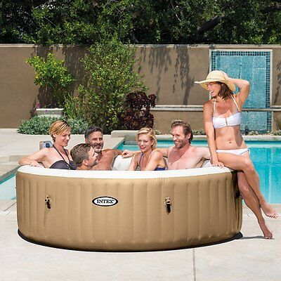 intex inflatable pure spa 6-pe... Image 2