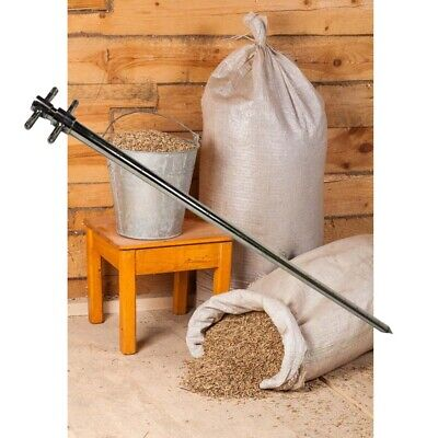 39.5 Grain Sampler Rotating Shutter Pellet Chemical Fertilizer Corn Probe Test