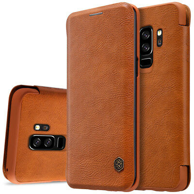 For Samsung Galaxy S10 Plus/S10e/Note 9/8/S9 Flip Card Slot Wallet Leather -