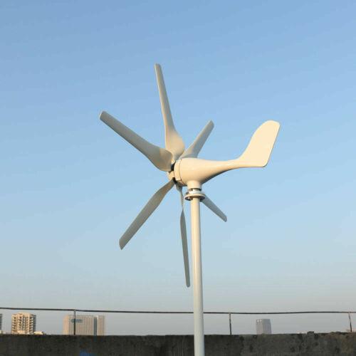 800W 24V Horizontal Wind Turbine Wind Generator