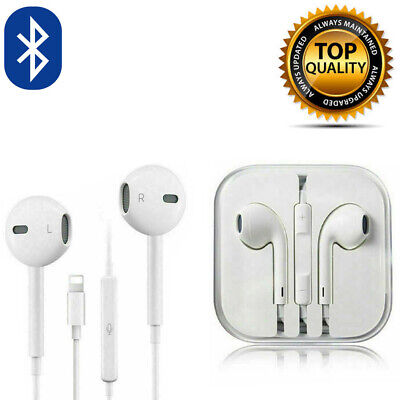 New Headphones Headset Earbuds For For Apple iPhone 6 7 8 Plus X XS MAX XR 11