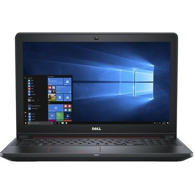 "Dell Inspiron 5000 15.6"" FHD Gaming Laptop A10-9630P Quad Core 8GB 1TB RX460 4GB"