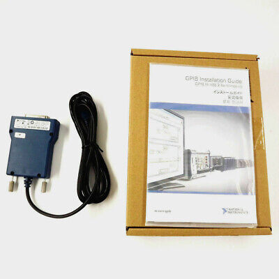 Neu National Instrumens Ni 778927-01 Gpib-usb-hs Schnittstelle Adapter Ieee 488