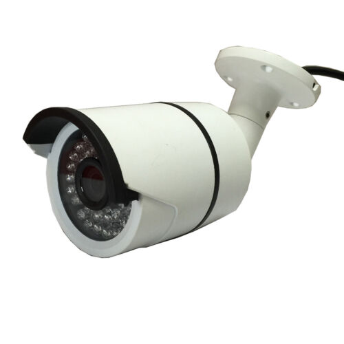 1300TVL Waterproof Outdoor CCTV Security Camera Night Vision 8mm Indoor Bullet