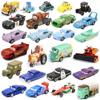 1:55 Mattel Disney Pixar Cars Friends of Radiator Springs 1 Spielzeug Autos Toys ()
