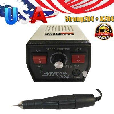 Strong 35k Marathon Micromotor Polisher Unit 204 35k Rpm Handpiece