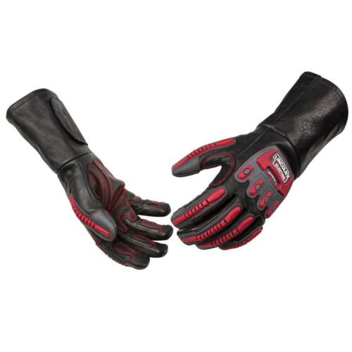 Genuine Lincoln Electric K3109 Roll Cage Welding Gloves Large S-2XL M LG XL