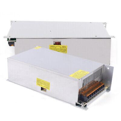 2 Dc 12v 50a Amp 110v 220v Power Supply Led Strip Light 12 V Volt 110 Ac 220