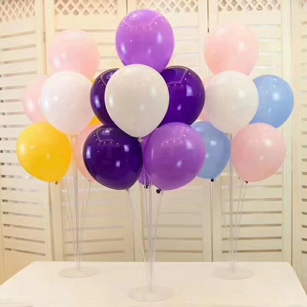 70cm Plastic Balloon Column Base Balloons Stand Wedding