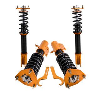 Coilovers Suspension Kit For Subaru Impreza WRX STI GDF Coil Spring Strut Set