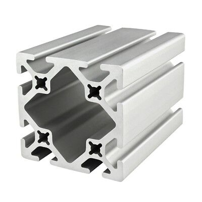 8020 Inc T-slot 3 X 3 Smooth Aluminum Extrusion 15 Series 3030 S X 18 N