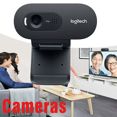 Logi tech C270i 720P Webcam IPTV HD PC Mini Camera Microphone Built-in USB2.0 UK