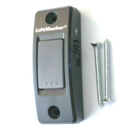 LiftMaster 883LMW Security+ 2.0 & MyQ Garage Door Wall Button With Light Switch