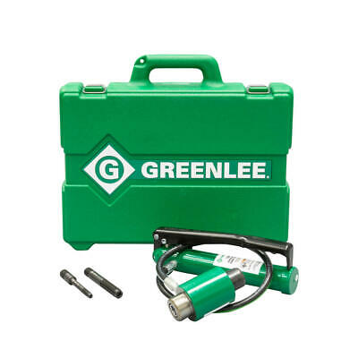 Greenlee 7646 11-ton Hydraulic Knockout Driver With Hand Pump