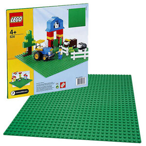 LEGO - 1 *NEW* 32x32 GREEN Base Plate (10