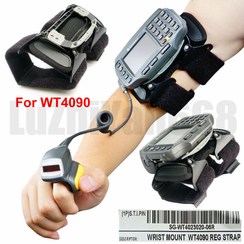 40x Wrist Mount Replacement for WT4000 WT4070 WT4090 WT41N0 (SG-WT4023020+Strap)