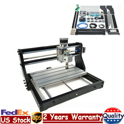 3 Axis 3018 Cnc Engraver Mini Laser Engraving Milling Machine Pcb Wood Carving