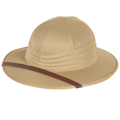 Kinder Safari Explorer Hut Erwachsene Kostüm Zubehör Park Ranger Outback - Safari Ranger Kostüm