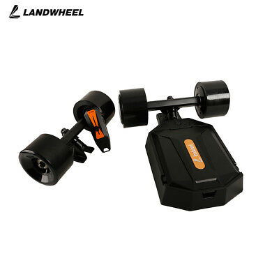 Landwheel L3-X Dual Hub Electric Skateboard Longboard 28MPH Kit Boost 2200w V5